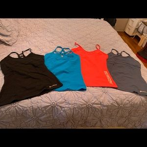 Jazzercise workout tops